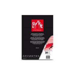 Caran d'AcheBloc à dessin Standard, format A3, 20 feuilles