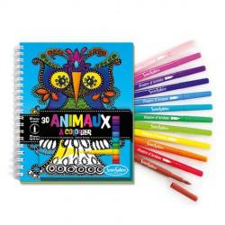carnet de coloriage Animaux