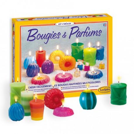 Bougies et parfums nature