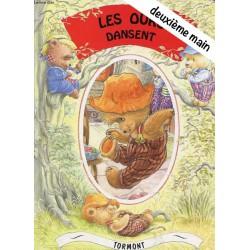4 jolis petits livres cartonnés, les ours...