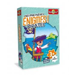 Mes premières énigmes - pirates
