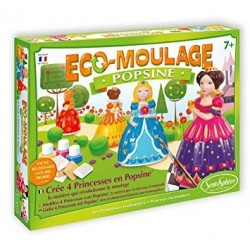 Eco- moulage Popsine Princesses