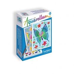 Aquarellum mini - chat