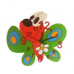 Horloge Papillon