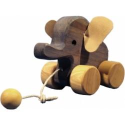 Eléphant à tirer