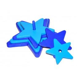 puzzle étoile